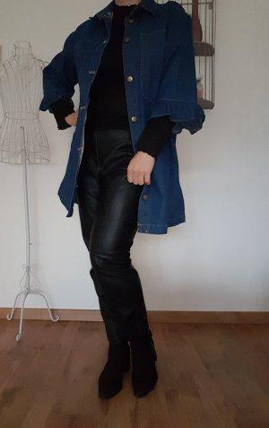 Neu ! Lange Jeansjacke H&M Gr. 38