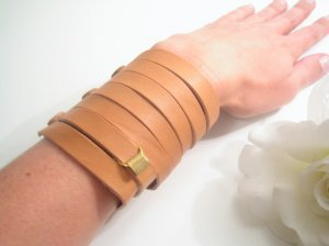 Nobrand Armlet multicolored leather