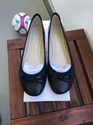 5th Avenue Ballerines Mary Jane noir