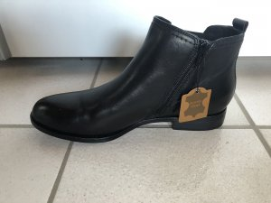 5th Avenue Chelsea Boot noir cuir