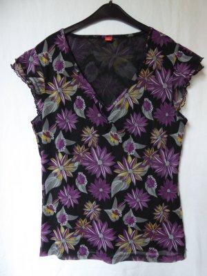 NEU: Leichte Bluse mit Blumen von S.Oliver