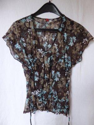 NEU: Leichte Kurzarm-Bluse von S.Oliver