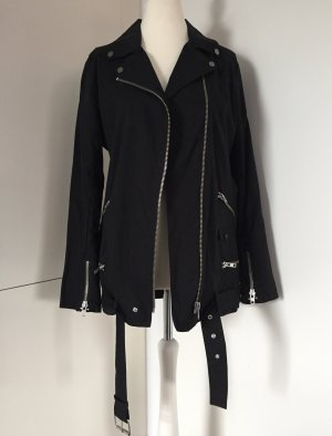 The Kooples Biker Jacket black