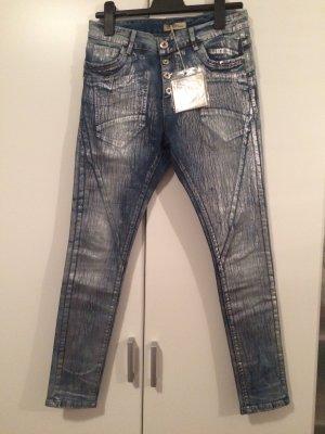 ⭐️NEU⭐️ Lexxury Jeans mit Silberbeschichtung