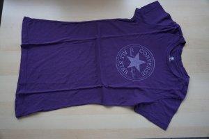 NEU - lila T-Shirt von Converse