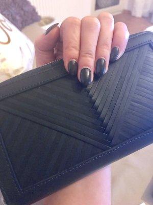 NEU ❤️ Limitierte Lili Radu x Artdeco Wallet / Clutch in blau-schwarz