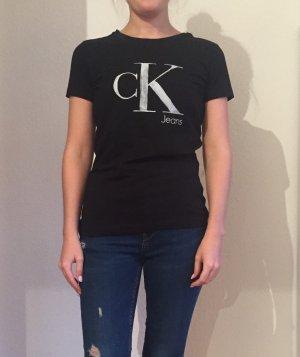 NEU! Logoshirt Calvin Klein