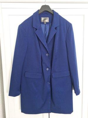 NEU Long-Blazer Gr. 52 - blau