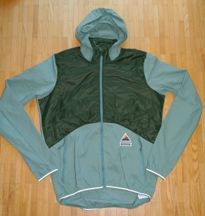 Maloja Giacca sport blu cadetto-verde-grigio