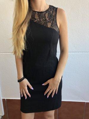 Mango Sheath Dress black