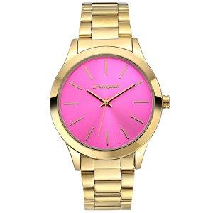 NEU!Manguun Uhr pink/Gold