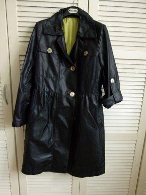 Laurèl Heavy Raincoat black