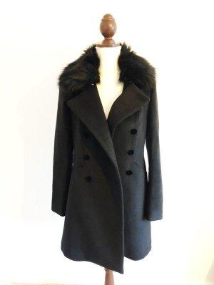 Duffel Coat black