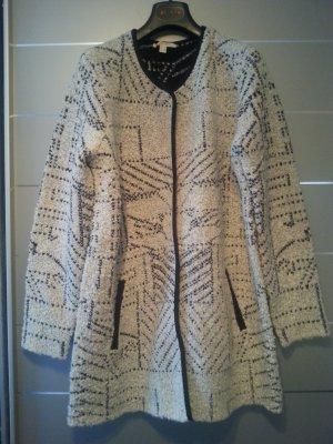 NEU! Mantel/ Strickjacke von Esprit, grau, Größe L