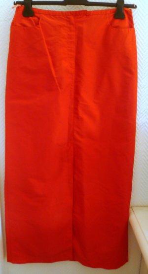 NEU - MARC AUREL - Rock 98cm lang -60% Baumwolle ,40% Polyamid- leicht glänzend