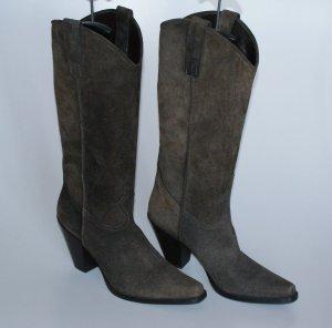 neu!!!  •● MARC CAIN •● schönster Westernstiefel Stiefel Boots im Vintage Look