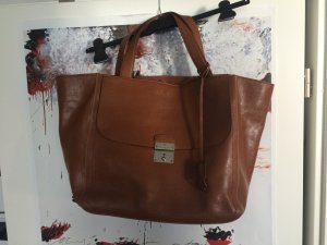 NEU Marc Jacobs Tasche * Leder * Cognac * Schultertasche, Tote, Shopper