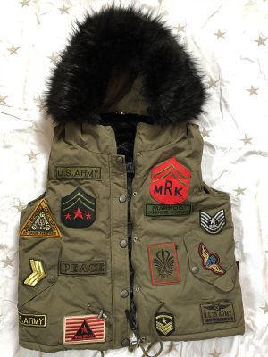 NEU-Marikoo Army Weste, Gr. M