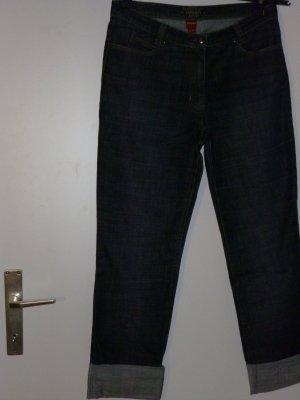 """NEU: """"Marilyn Monroe Style"""" Markenjeans Jeans Design OLSEN/ weiblicher, leicht hüftiger Schnitt, Gr (38) 40, Beinlänge zum hochkrempeln"""