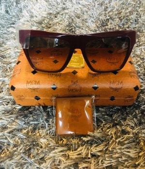 NEU MCM Sonnenbrille bordeaux rot