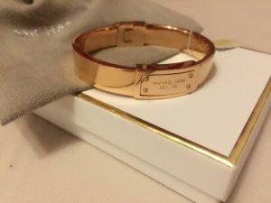 NEU Michael Kors Armreif Armband Edelstahl Original MK Rose Rosegold geschenk