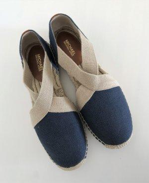 Michael Kors Espadrille Sandals multicolored textile fiber