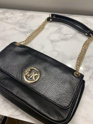NEU - Michael Kors Handtasche schwarz / gold