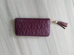 Michael Kors Pouch Bag brown violet-dark violet
