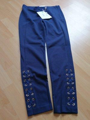 NEU Michael Kors Leggings Gr M in blau