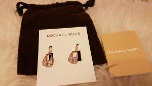 NEU Michael Kors Ohrringe original Rose Rosegold #bronze Steine geschenk