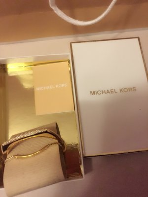 NEU Michael Kors Original Schmuck Set Edelstahl gold steinchen armband Armreif