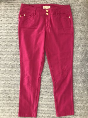 Michael Kors Peg Top Trousers magenta