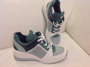 Neu Michael Kors Plateau-Sneaker mit Etikett Gr.10