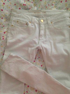 Neu Michael Kors skinny Jeans weiss size 00 NP 189Eur