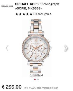 Neu Michael Kors Uhr nie getragen