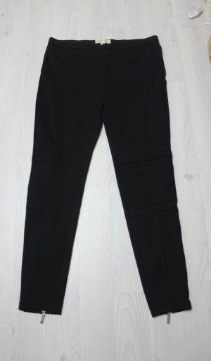 NEU Michael Kors Zipper Hose leicht High Waist Größe XL