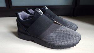 Neu mit Etikett Adidas Z Flux Slip on Carbon 38 38,5 schwarz