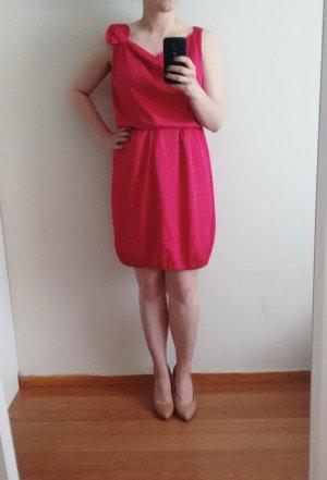 Neu mit Etikett Armani Collezioni Kleid Gr. 40 Seide pink Hochzeit Abiball luxus