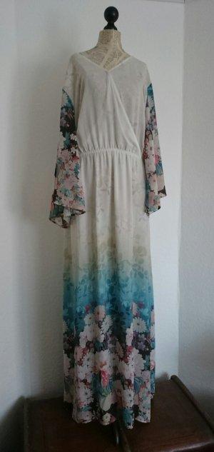 asos curve Maxi Dress multicolored