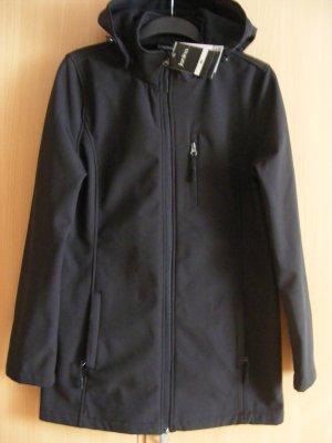 NEU mit Etikett Damen Softshelljacke Mantel Jacke Gr 38 von Janina