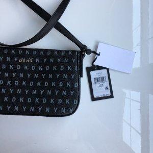 DKNY Gekruiste tas zwart-grijs