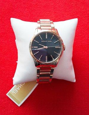 Michael Kors Horloge met metalen riempje veelkleurig Metaal