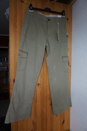 Carhartt Pantalone grigio-verde Cotone