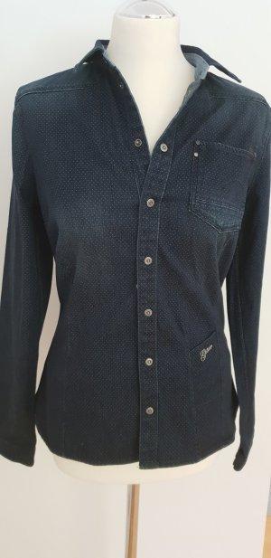 Neu mit Etikett G Star Jeans Hemd Gr L NP 89.95