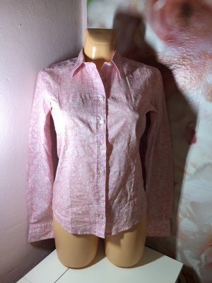 Gant Long Sleeve Blouse white-light pink