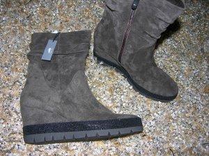 Neu mit Etikett! Gefütterte Winter Stiefelette von Marco Tozzi
