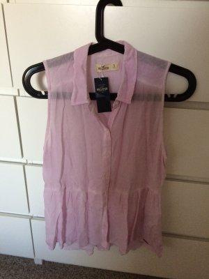 Neu mit Etikett Hollister Bluse in rosa