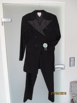Ribkoff Traje de pantalón negro fibra textil