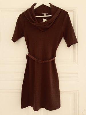 NEU mit Etikett | Kleid mit Taillengürtel H&M | Gr.34
