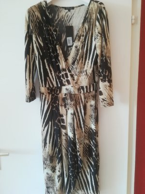 NEU MIT ETIKETT: Kleid trendy Animal Print, ganz weicher Stoff, Gr. 36